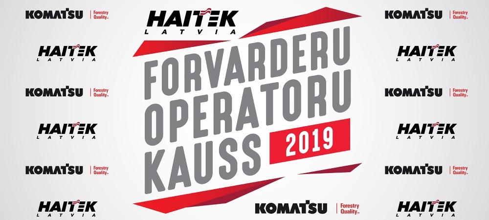 Forwarder operators CUP 2019