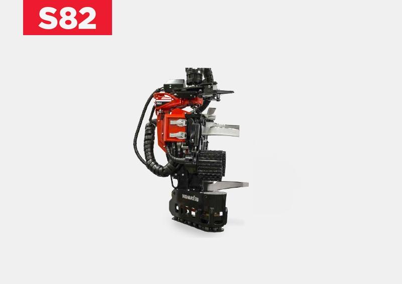 KOMATSU S82